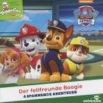 Der fellfreunde Boogie  (HB) Cover