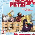 Petzi der König der Möwen Nr.2 Cover