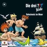 Die drei ??? Kids - Geheimnis im Meer Cover