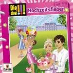 die drei !!! Hochzeitsfieber Nr.53 Cover