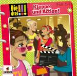 Klappe und Action! Cover