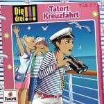 die drei !!! - Tatort Kreuzfahrt Cover