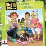 Die drei !!! Gorilla in Not Cover