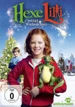 Hexe Lilli rettet Weihnachten Cover