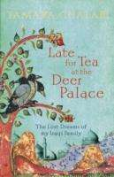 Late for tea at the Deer Palace / Cover