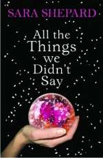 All the Things we didn't say Cover