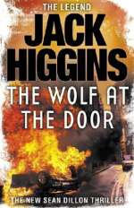 The Wolf at the door / Cover
