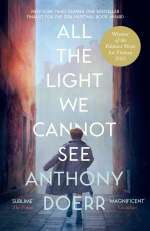 All the ligth we cannot see Cover