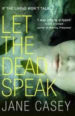 Let the Dead speak Cover