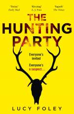The hunting party Cover