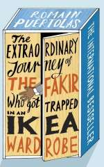 The extraordinary journey of the Fakir who got trapped in an Ikea wardrobe Cover