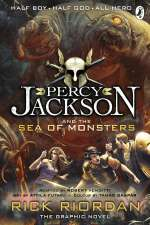 Percy Jackson and the sea of monsters Cover