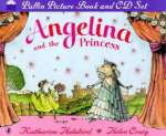 Angelina and the Princess Cover