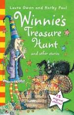 Winnie's treasure hunt and other stories Cover