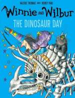 Winnie and Wilbur - The Dinosaur Day Cover