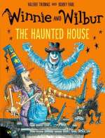 Winnie and Wilbur - The haunted House Cover