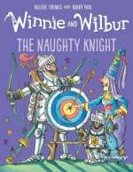 Winnie and Wilbur - The naughty knight Cover