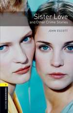 Sister love and other crime stories / Cover