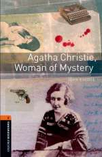 Agatha Christie, woman of mystery / Cover