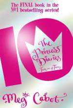 The princess diaries: Ten out of ten / Cover