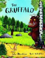 The gruffalo Cover