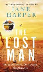 The lost man Cover