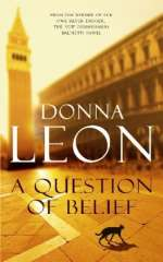 A question of belief / Cover