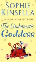The Undomestic Goddess Cover