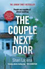 The couple next door / Cover