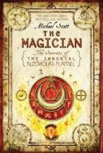 The magician / Cover