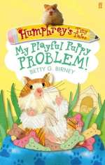 My playful puppy problem! Cover
