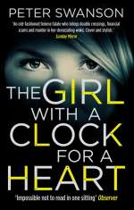 The girl with a clock for a heart / Cover