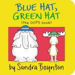 Blue hat, green hat Cover