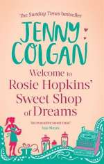 Welcome to Rosie Hopkins' sweet shop of dreams / Cover