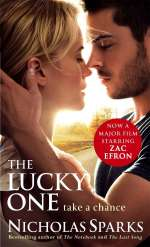 The lucky one / Cover