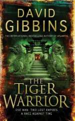 The tiger warrior / Cover