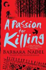 A passion for killing / Cover