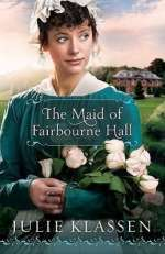 The Maid of Fairbourne Hall Cover