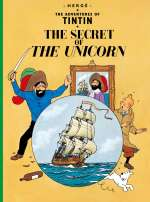 The secret of the unicorn Cover