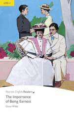 The importance of being earnest / Cover