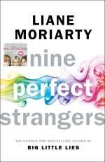 Nine perfect strangers Cover
