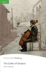 The cellist of Sarajevo Cover