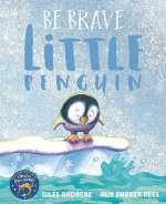 Be Brave Little Penguin Cover