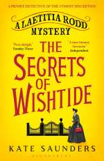 The secrets of Wishtide / Cover