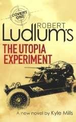 The Utopia experiment / Cover