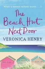 The beach hut next door / Cover