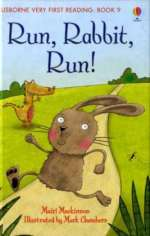 Run, rabbit, run! Cover