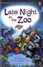 Late Night at the Zoo Cover