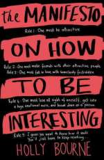 The manifesto on how to be interesting Cover