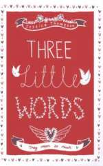 Three little words Cover
